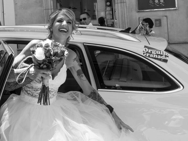 La boda de Eric y Guille en Granada, Granada 14