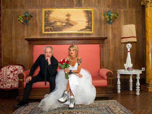 La boda de Guille y Eric