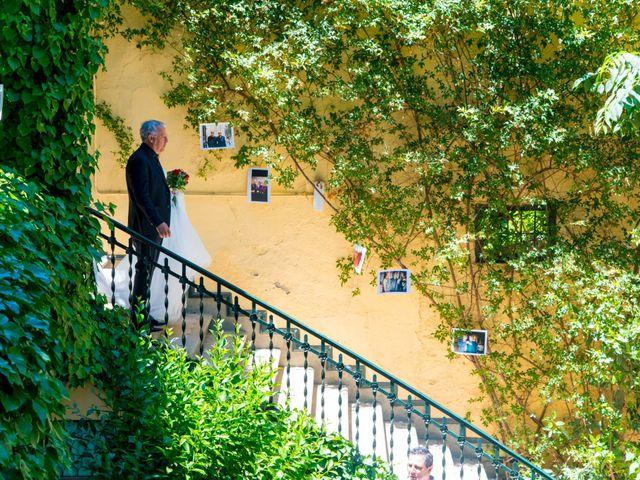 La boda de Eric y Guille en Granada, Granada 12