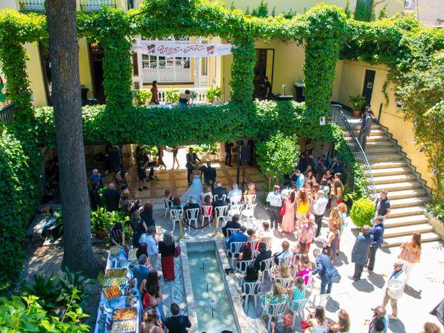 La boda de Eric y Guille en Granada, Granada 8