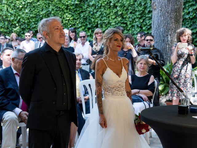 La boda de Eric y Guille en Granada, Granada 20