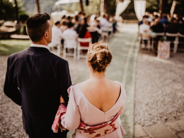 La boda de Luis y Cristina en Castellar Del Valles, Barcelona 25