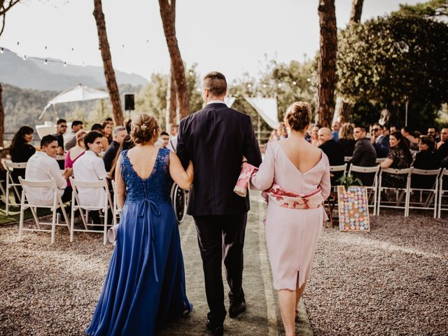 La boda de Luis y Cristina en Castellar Del Valles, Barcelona 26