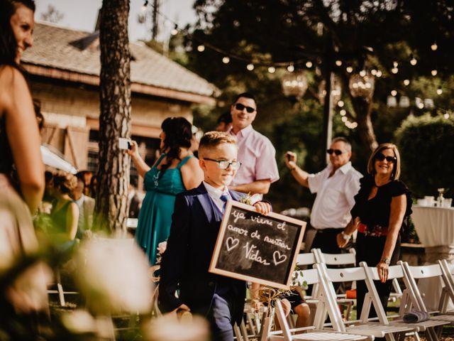 La boda de Luis y Cristina en Castellar Del Valles, Barcelona 27