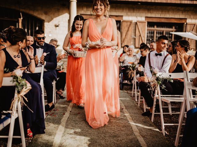 La boda de Luis y Cristina en Castellar Del Valles, Barcelona 28