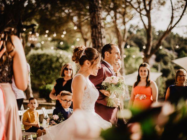 La boda de Luis y Cristina en Castellar Del Valles, Barcelona 29