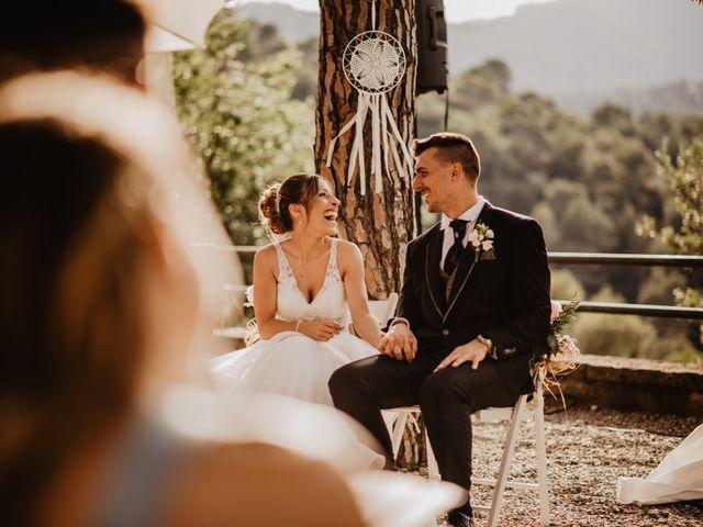 La boda de Luis y Cristina en Sant Feliu Del Raco, Barcelona 30