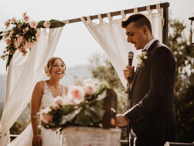 La boda de Luis y Cristina en Castellar Del Valles, Barcelona 33