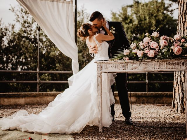 La boda de Luis y Cristina en Castellar Del Valles, Barcelona 34