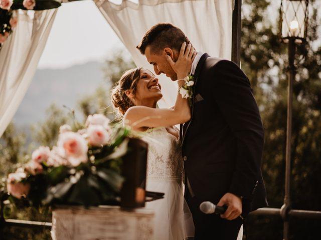 La boda de Luis y Cristina en Castellar Del Valles, Barcelona 35