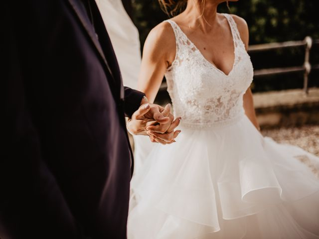 La boda de Luis y Cristina en Castellar Del Valles, Barcelona 37