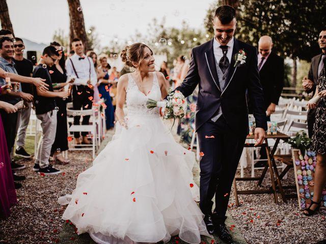 La boda de Luis y Cristina en Castellar Del Valles, Barcelona 39