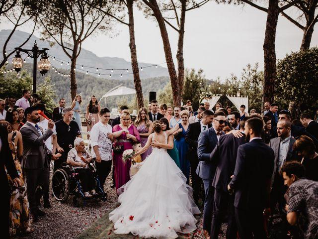 La boda de Luis y Cristina en Castellar Del Valles, Barcelona 40