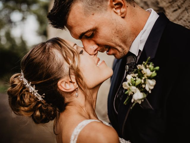 La boda de Luis y Cristina en Sant Feliu Del Raco, Barcelona 44