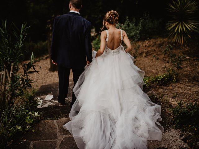 La boda de Luis y Cristina en Castellar Del Valles, Barcelona 45