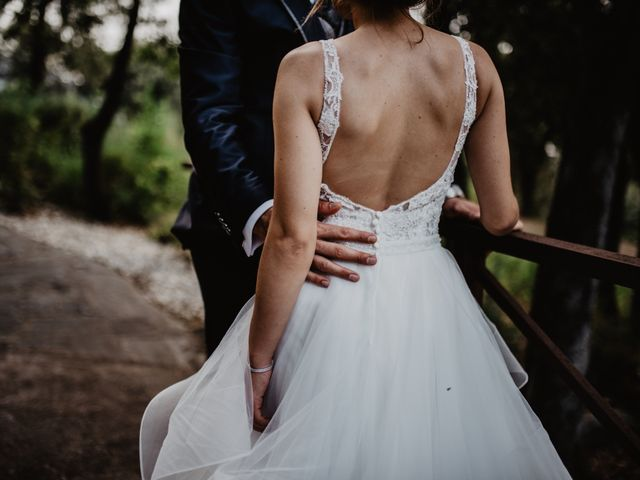 La boda de Luis y Cristina en Castellar Del Valles, Barcelona 49