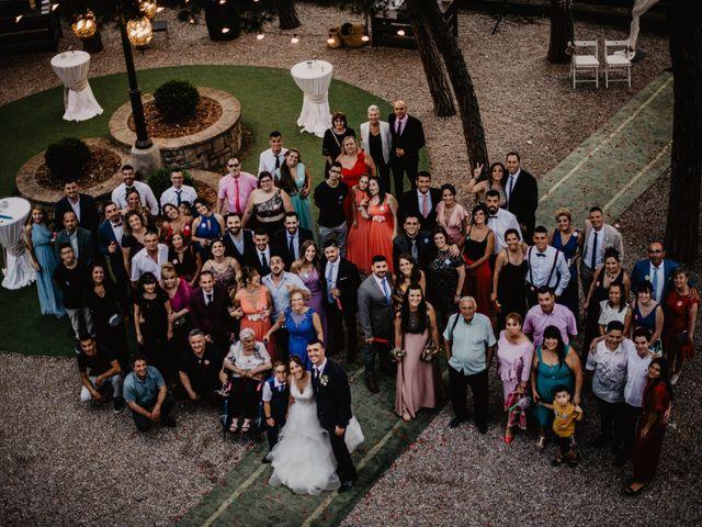 La boda de Luis y Cristina en Castellar Del Valles, Barcelona 54