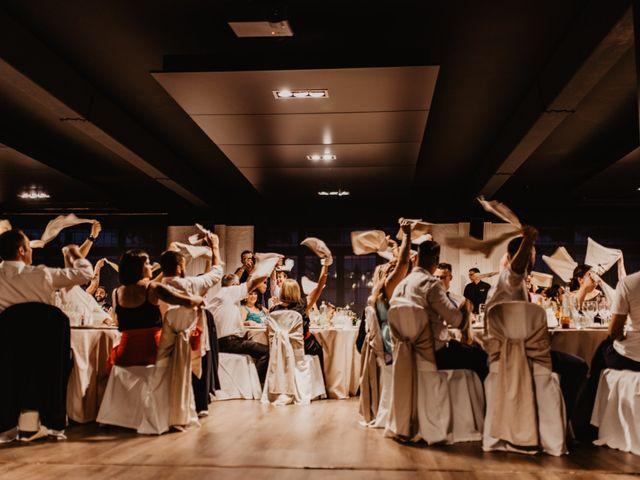 La boda de Luis y Cristina en Sant Feliu Del Raco, Barcelona 57
