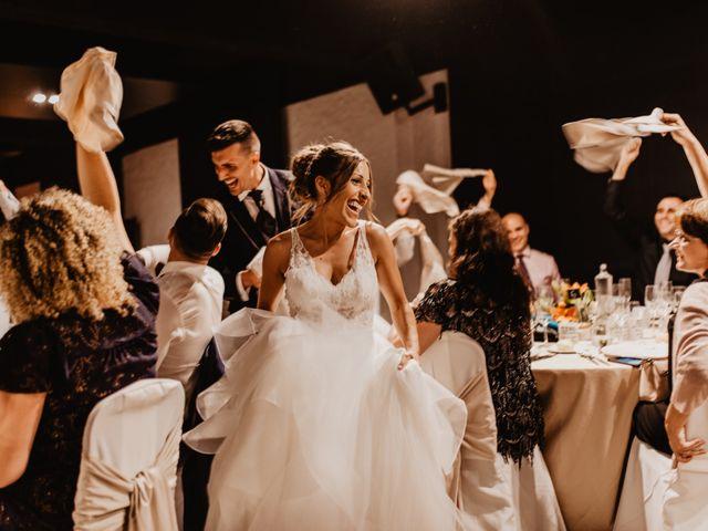 La boda de Luis y Cristina en Sant Feliu Del Raco, Barcelona 59