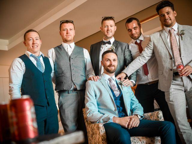 La boda de Brian y Jose en Toledo, Toledo 6