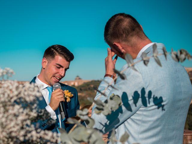 La boda de Brian y Jose en Toledo, Toledo 13
