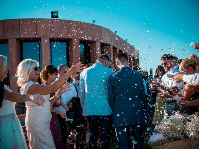 La boda de Brian y Jose en Toledo, Toledo 15