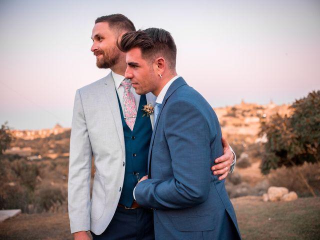 La boda de Brian y Jose en Toledo, Toledo 23