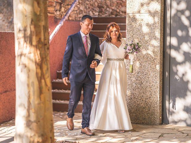 La boda de Lourdes y Juan en Caldes De Montbui, Barcelona 4