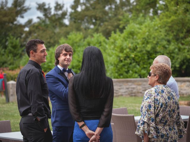 La boda de Desko y Itziar en Argomaniz, Álava 13