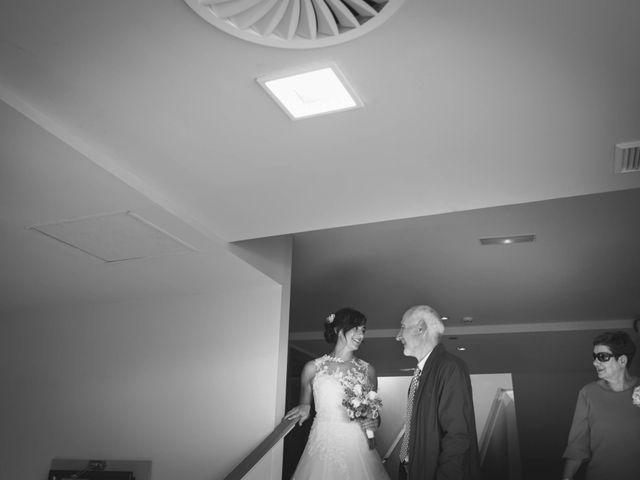La boda de Desko y Itziar en Argomaniz, Álava 16