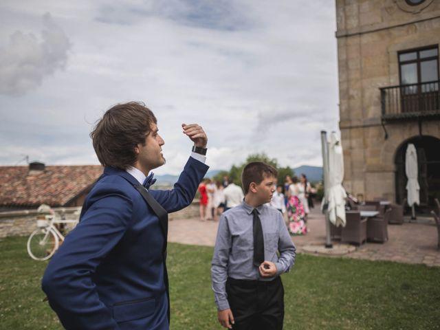 La boda de Desko y Itziar en Argomaniz, Álava 17