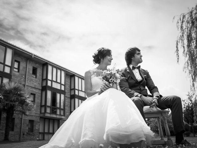 La boda de Desko y Itziar en Argomaniz, Álava 21
