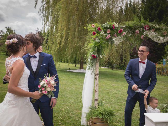 La boda de Desko y Itziar en Argomaniz, Álava 23