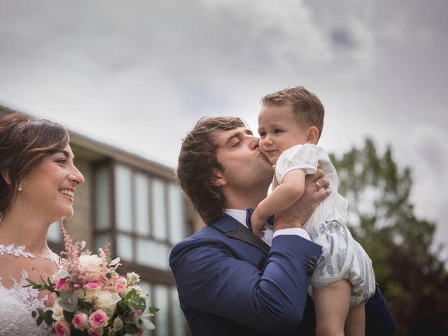 La boda de Desko y Itziar en Argomaniz, Álava 24