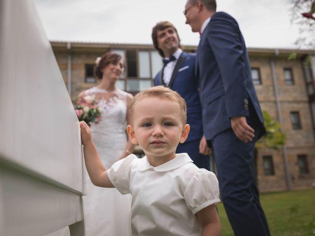 La boda de Desko y Itziar en Argomaniz, Álava 25