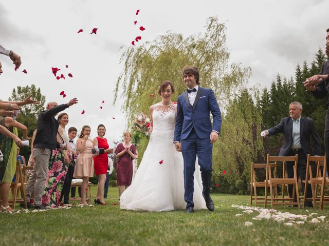 La boda de Desko y Itziar en Argomaniz, Álava 28