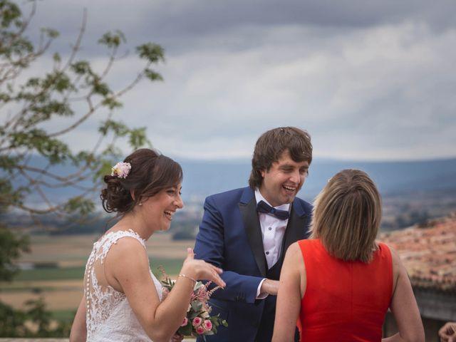 La boda de Desko y Itziar en Argomaniz, Álava 29