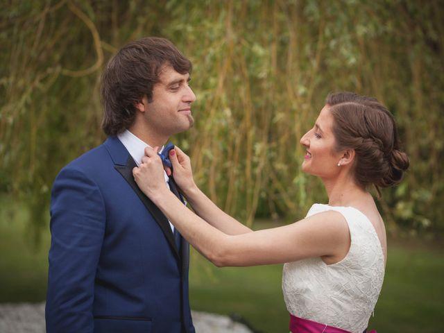 La boda de Desko y Itziar en Argomaniz, Álava 30