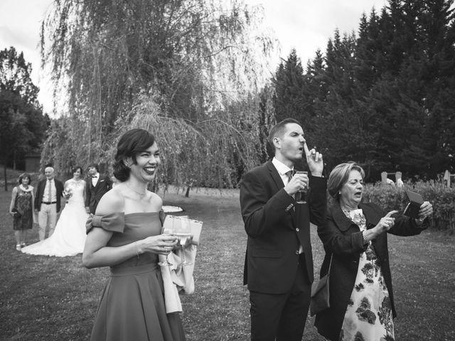 La boda de Desko y Itziar en Argomaniz, Álava 31