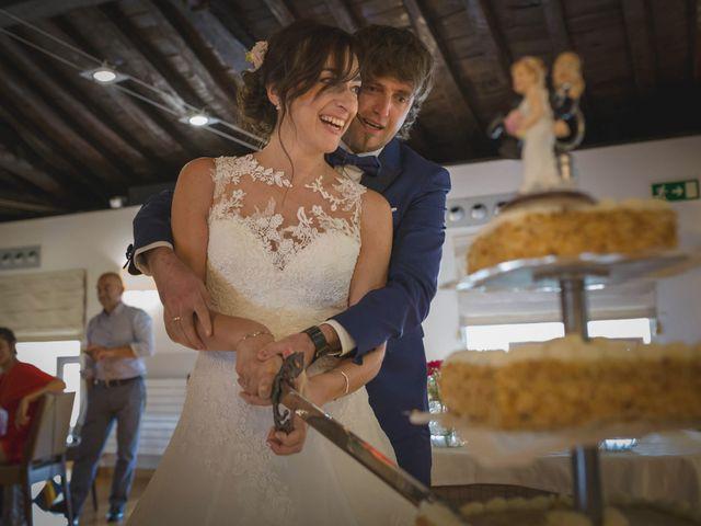 La boda de Desko y Itziar en Argomaniz, Álava 39