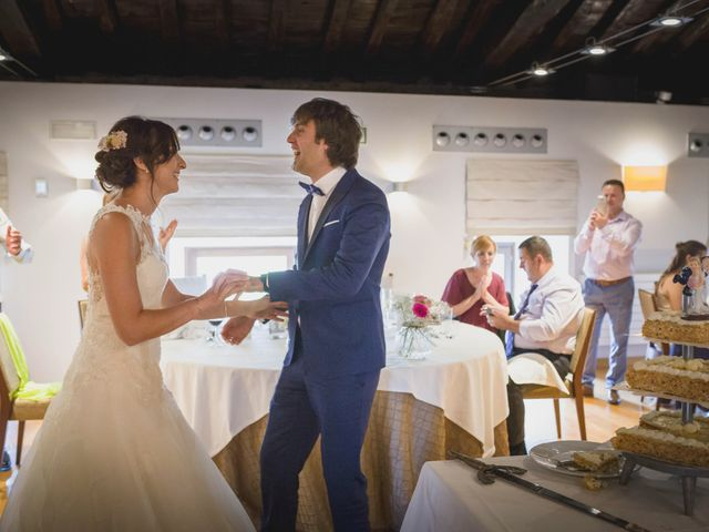 La boda de Desko y Itziar en Argomaniz, Álava 40