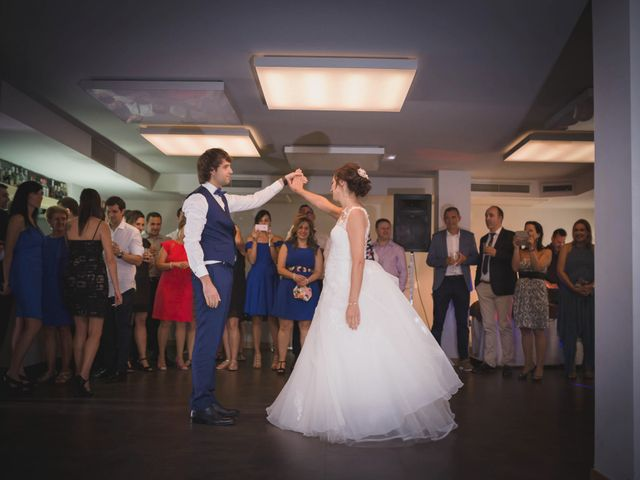 La boda de Desko y Itziar en Argomaniz, Álava 49