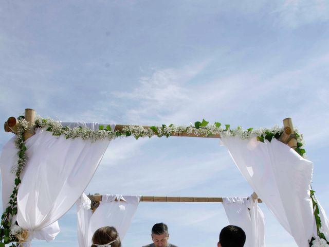 La boda de Pablo y Cristina en Miami-platja, Tarragona 3