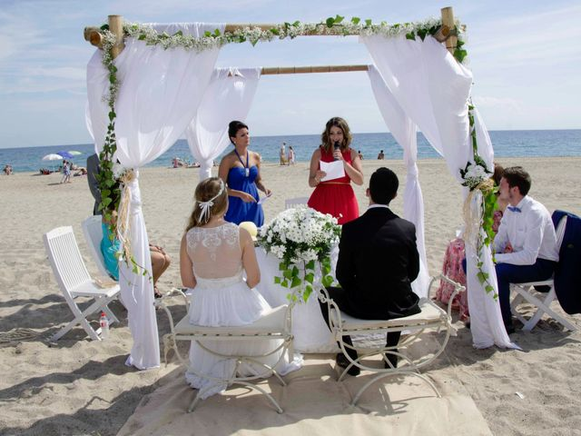 La boda de Pablo y Cristina en Miami-platja, Tarragona 2