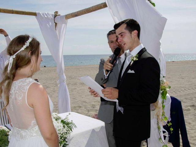 La boda de Pablo y Cristina en Miami-platja, Tarragona 5