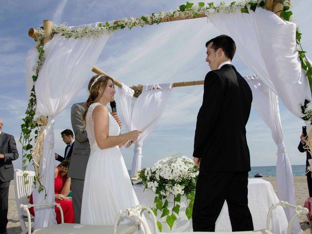 La boda de Pablo y Cristina en Miami-platja, Tarragona 6