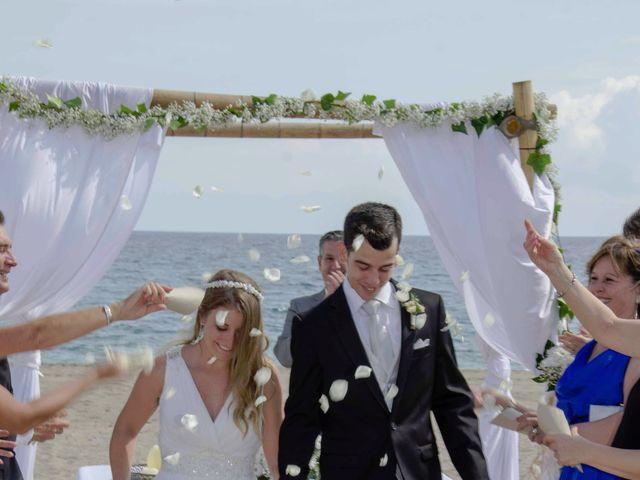 La boda de Pablo y Cristina en Miami-platja, Tarragona 10