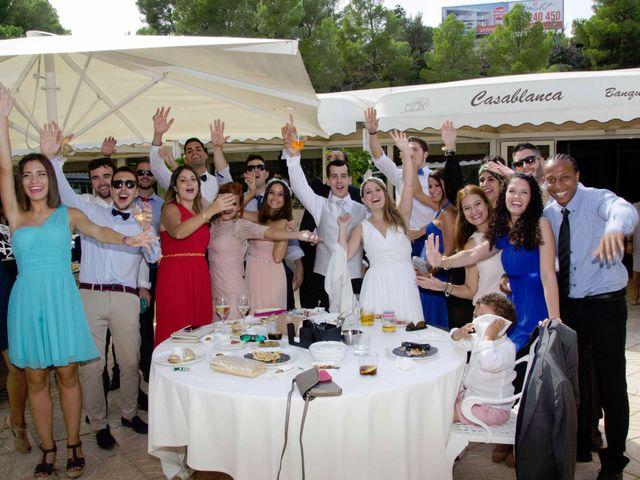 La boda de Pablo y Cristina en Miami-platja, Tarragona 14