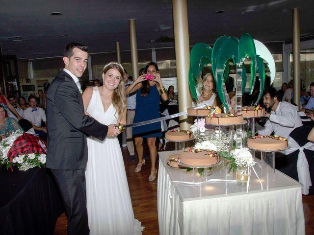La boda de Pablo y Cristina en Miami-platja, Tarragona 16