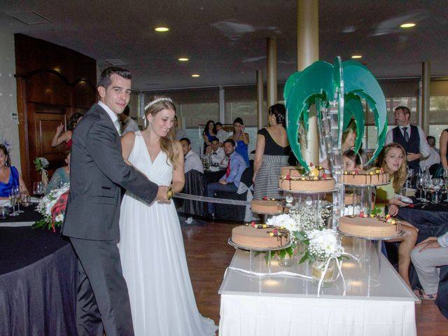 La boda de Pablo y Cristina en Miami-platja, Tarragona 18